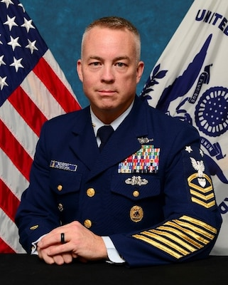Photo of CMC Andrew Mowery