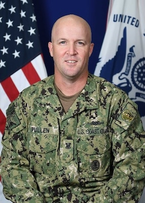 Photo of CMC Lucas Pullen