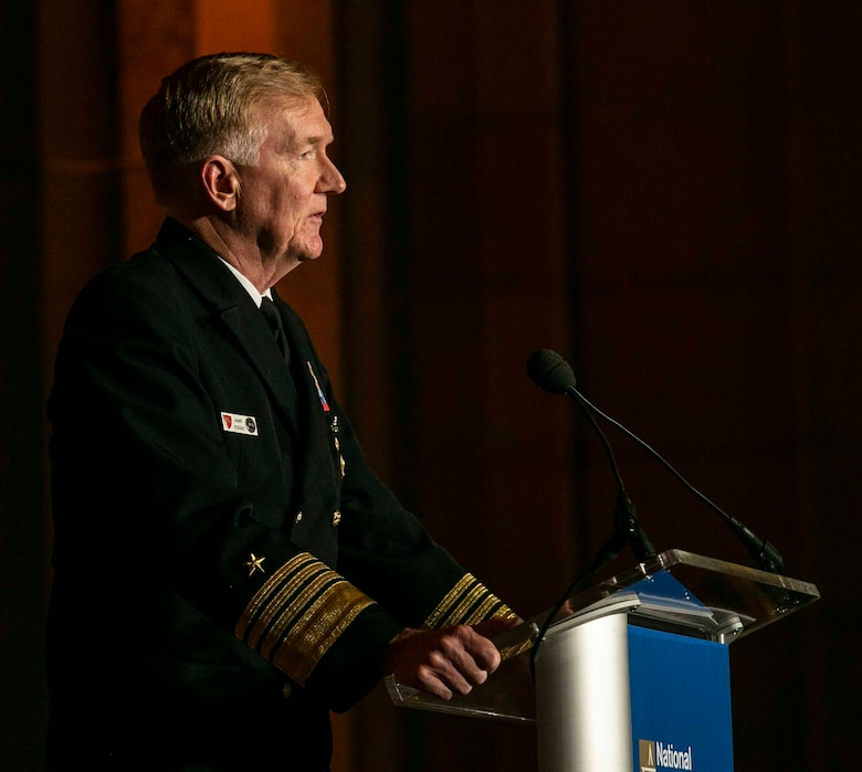 Adm. James G. Foggo III; U.S. Naval Forces Europe-Africa; Council on Competitiveness;