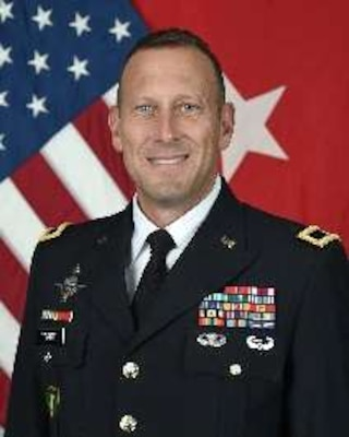 Brigadier General Jeffrey M. Farris