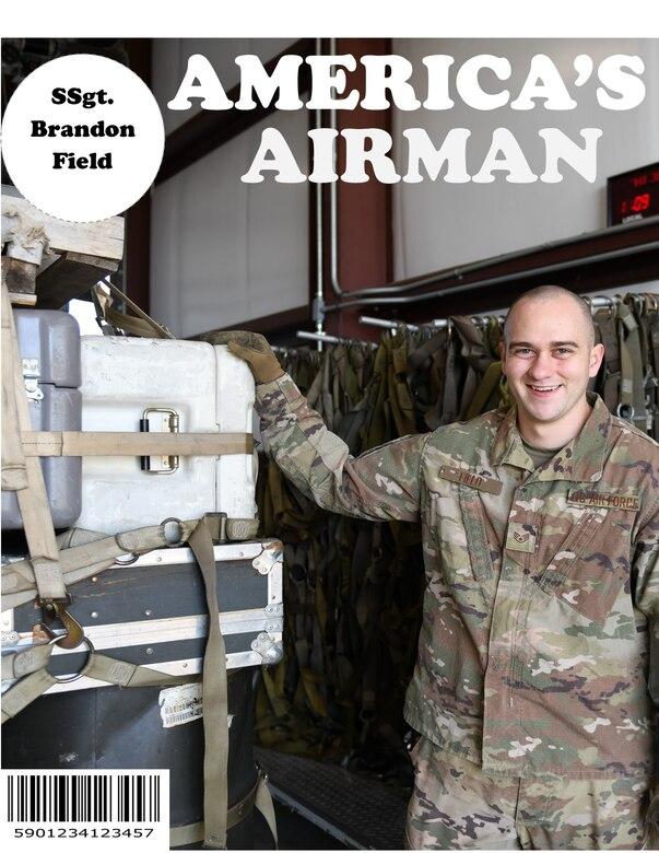 America's Airman: SSgt. Brandon Field