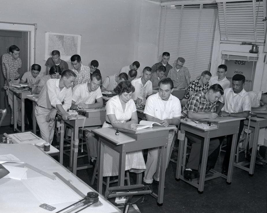 Drafting Class 1957