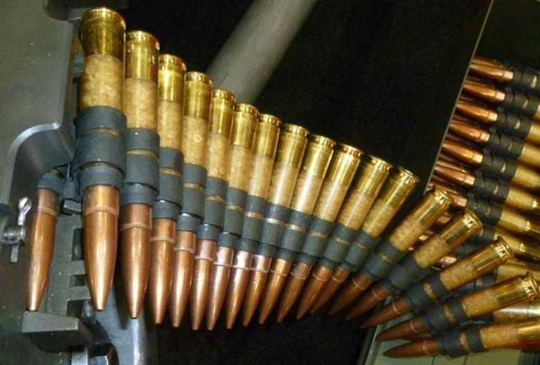 The Title III Program partnered with MAC, LLC of southern Mississippi, to establish a qualified, cost-effective, lightweight ammunition capable of being fielded in conventional weapon systems. (Courtesy photo)