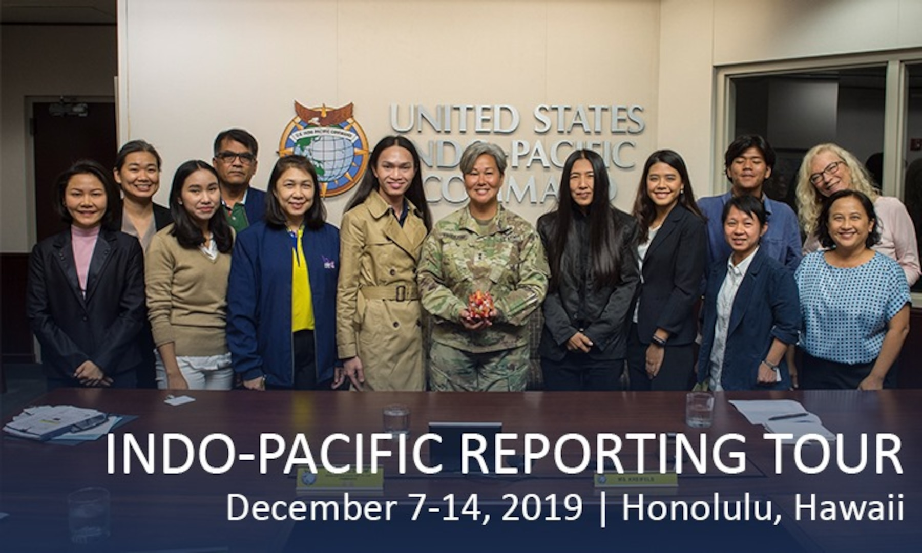 U.S. Indo-Pacific Reporting Tour