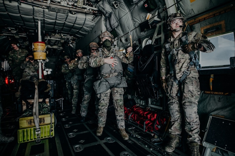 The Commando II has the ability to fly low visibility, single or multi-ship, low-level air refueling missions for special operations helicopters and tiltrotor aircraft. They also provide the capability for SOF infiltration, exfiltration, and resupply of special operations Forces by airdrop or air-land intruding politically sensitive or hostile territories.