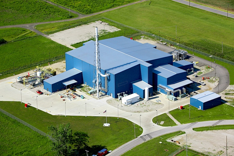 Materion Corporation's beryllium plant in Elmore, Ohio, showcases Title III involvement which was instrumental in establishing the modern beryllium production facility. (Courtesy photo)