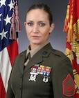 Gunnery Sergeant Joy A Webster