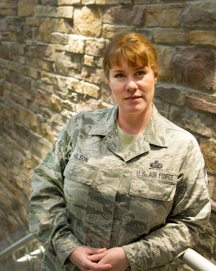 Chief Master Sgt. Laura Wilson