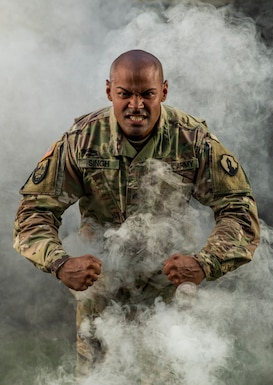 Training to become best in the Army