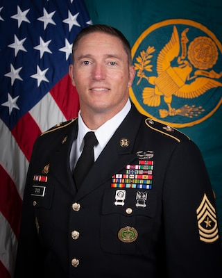 SGM Brian E. Diggs