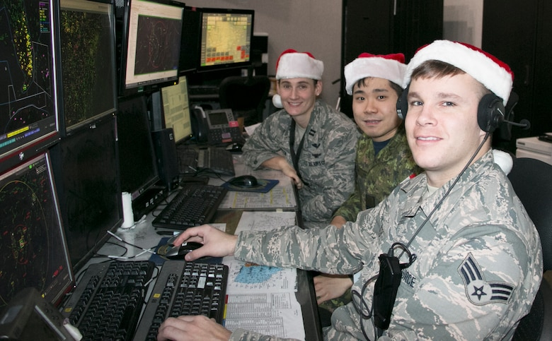 EADS Support NORAD Tracks Santa