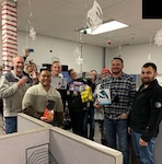Employees have holiday party at Ogden