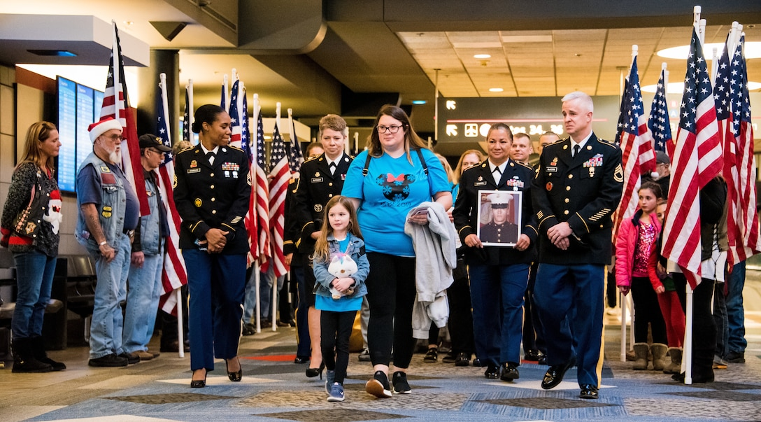 316 ESC ceremoniously say goodbye to Gold Star Families