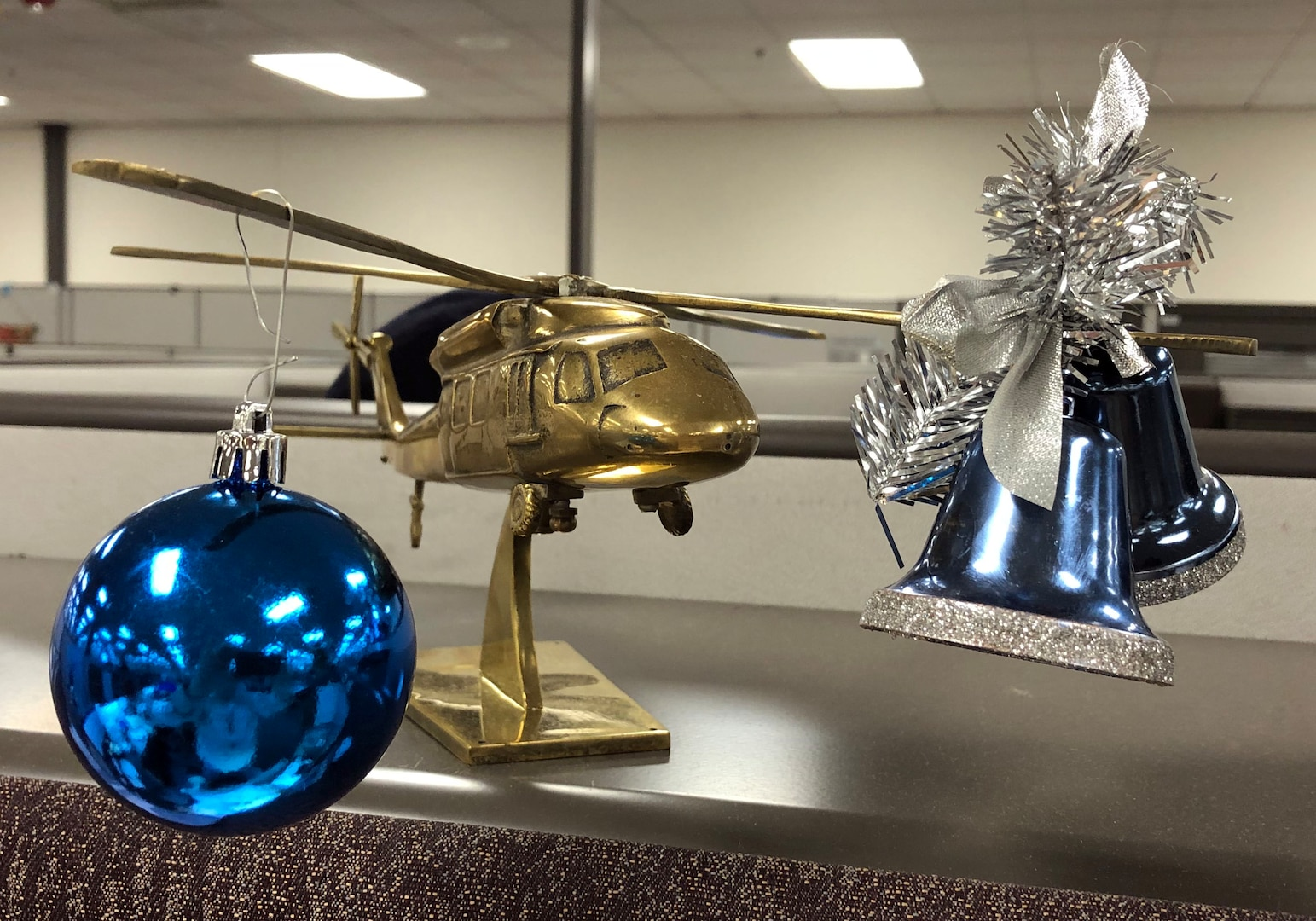 Holiday cheer at DLA Aviation