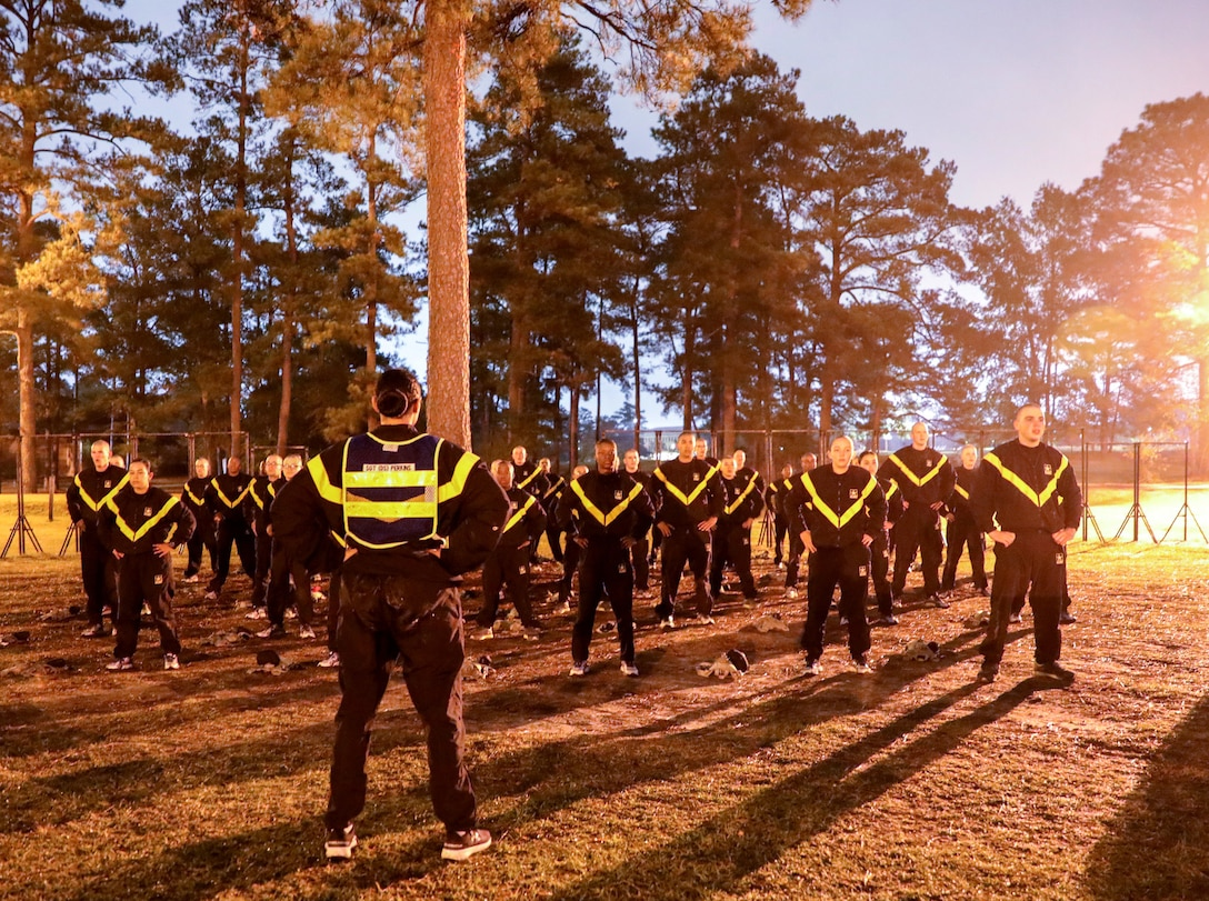 The Making of a Drill Sergeant: Transforming Civilians into Soldiers
