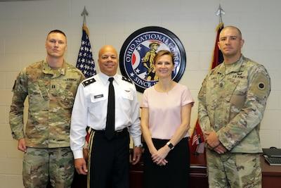 Ohio National Guard State Partnership Program evolves