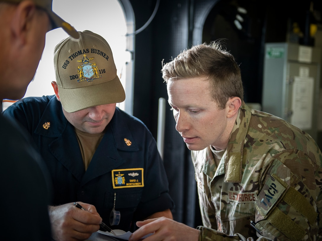Communications delivery for ABMS exercise