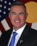 Brey Hopkins is appointed by The Adjutant General of Colorado U.S. Air Force Maj. Gen. Mike Loh to serve as Colorado's Deputy Executive Director of the Department of Military and Veterans Affairs effective Jan. 6, 2020. Hopkins is formerly an active duty infantry officer that joined the Colorado National Guard in 2018 and continues to serve as a traditional National Guard member in the rank of Colonel. (Official Department of Defense photo)