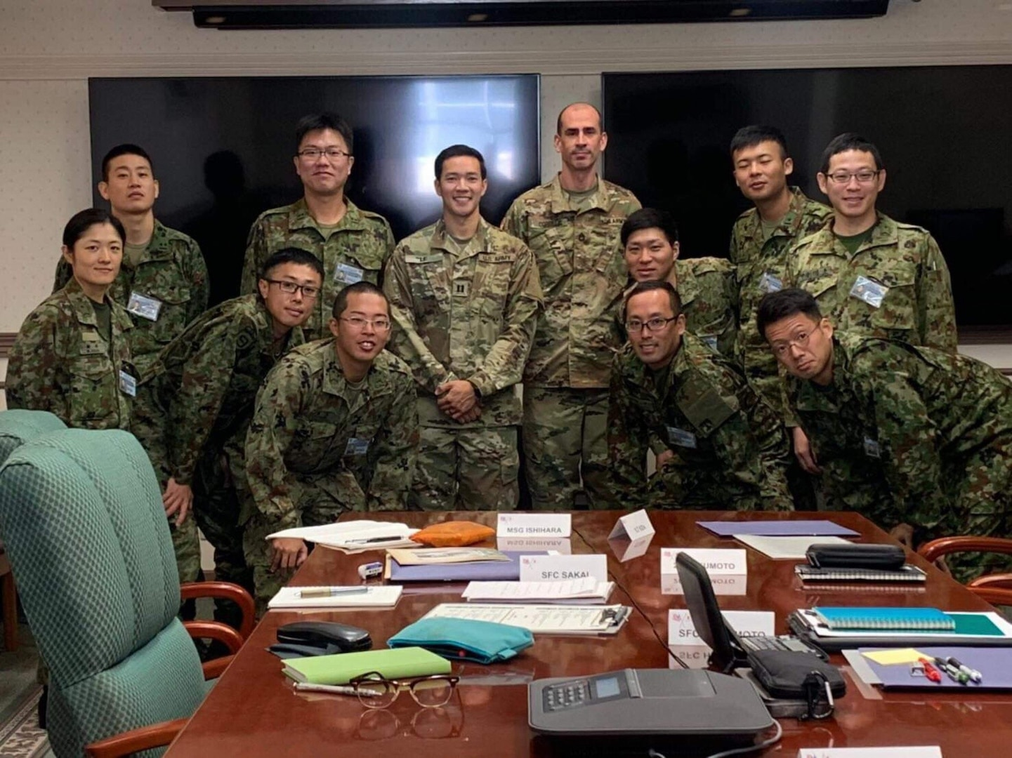 Air Defenders Participate in Japan Co-op Program for the First Time