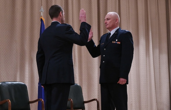 Col. Tuhy promotion