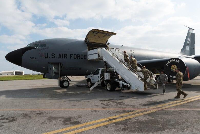 USAF Surgeon General visits Team Kadena