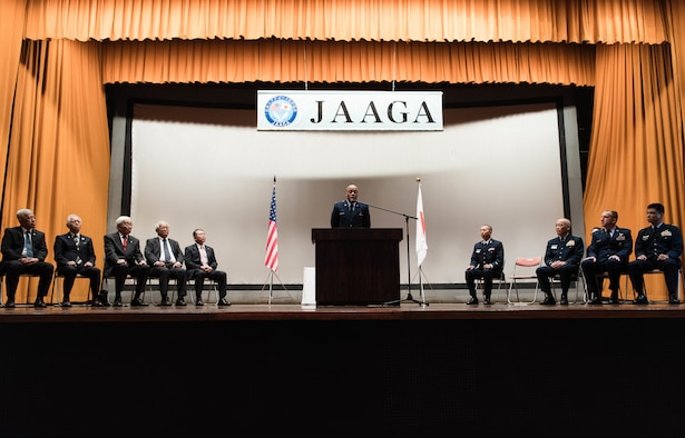 Team Kadena Attends 2018 JAAGA Awards