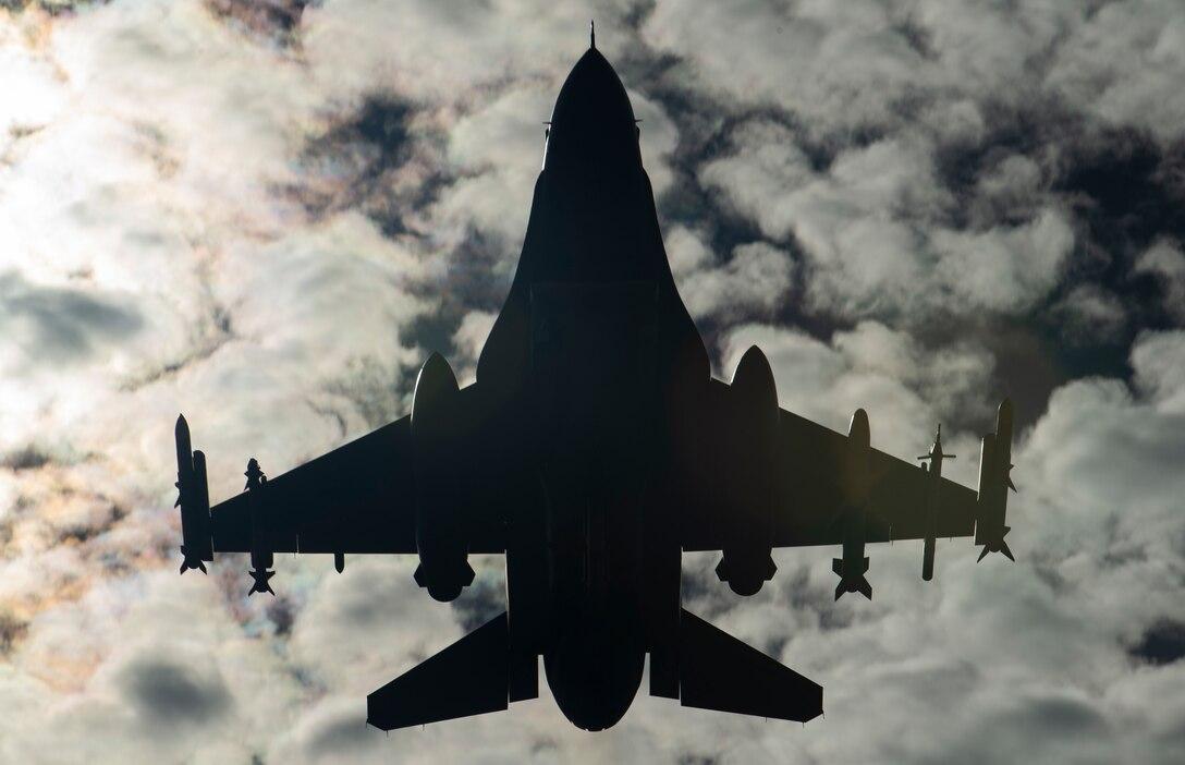 F-16CM Fighting Falcon