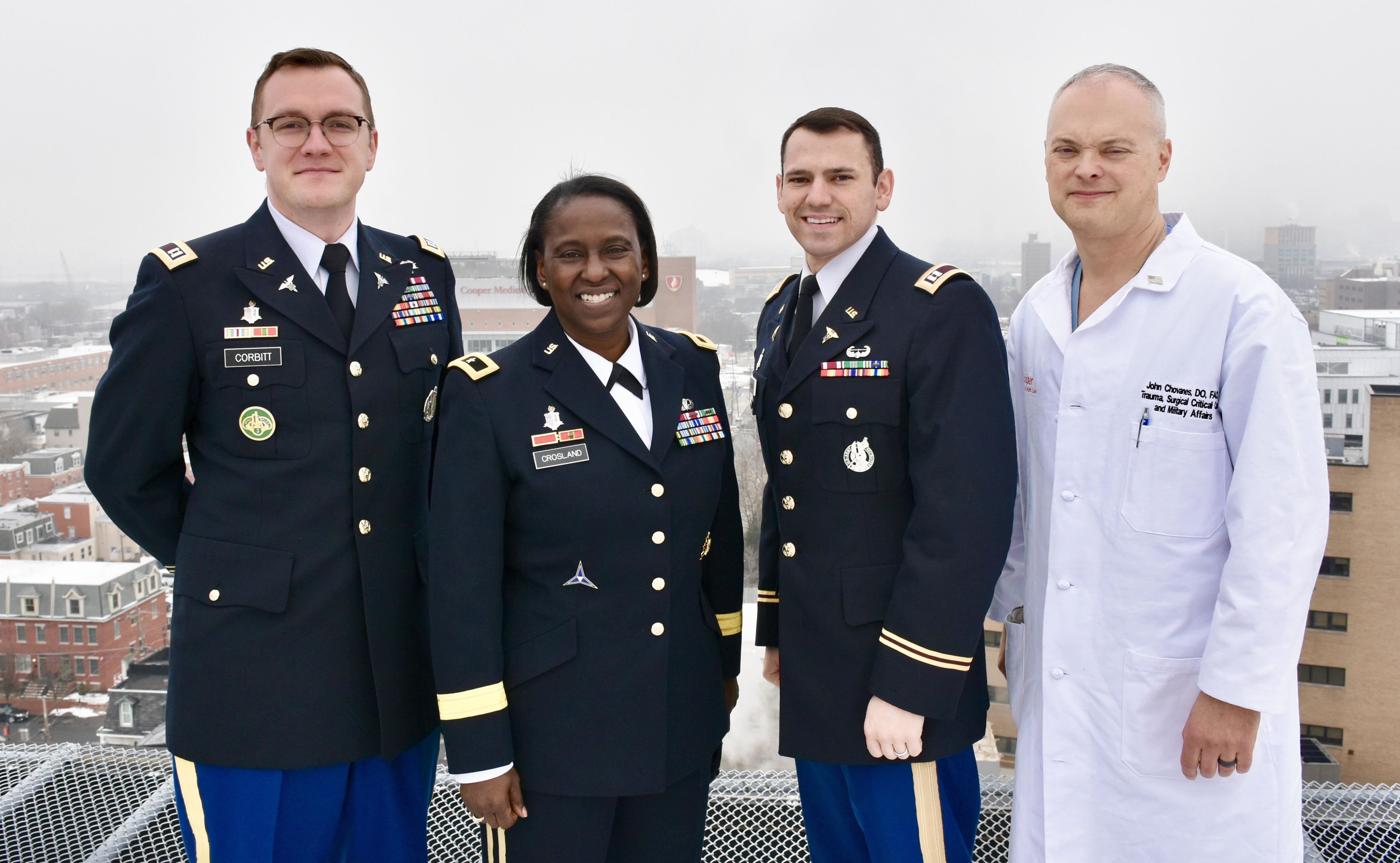 975dd45a Partnerships between Civilian Hospitals and US Army Surgical Teams ...