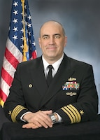 Captain Philip R. Mlynarski, USN, Commanding Officer, AEGIS Technical Representative
