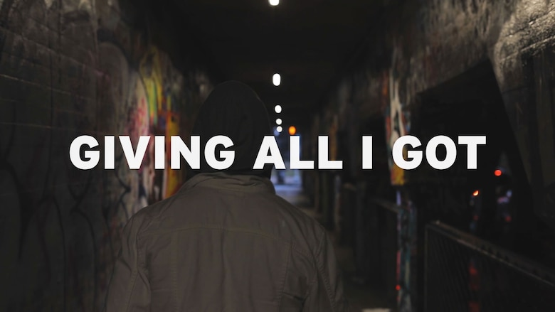 Giving All I Got Video