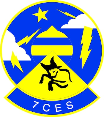 7th CES receives multiple AFGSC awards