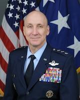 Official bio photo for Lt. Gen. David W. Allvin, Director for J5
