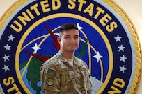 February Enlisted Corps Spotlight Tech. Sgt. Michael Sullivan