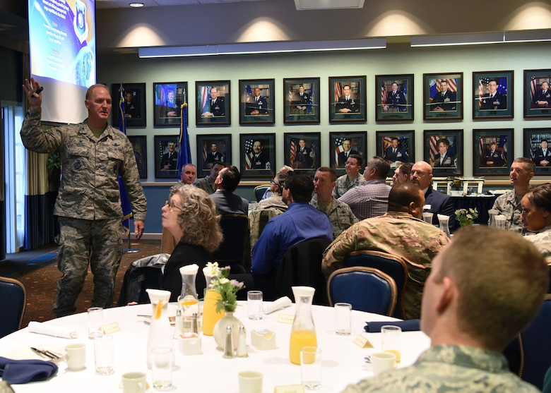 Vandenberg commanders welcome new honorary commanders from local community