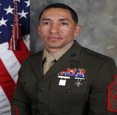 Senior Enlisted Leader, Marine Unmanned Aerial Vehicle Squadron 4