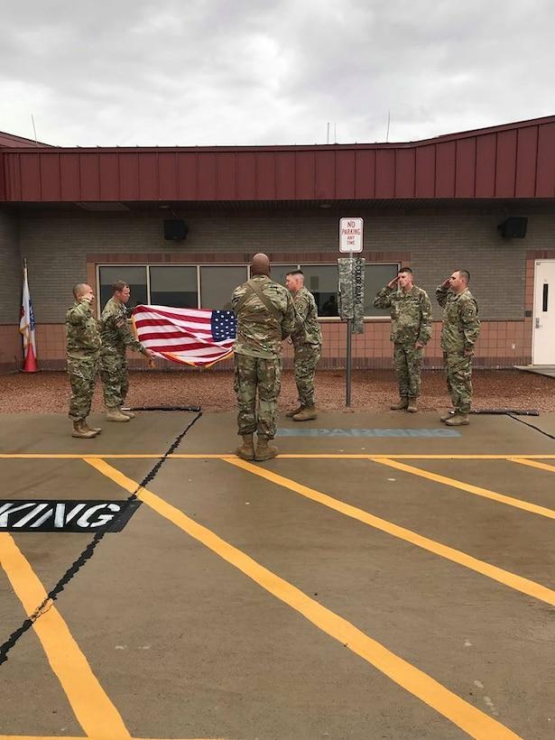 Reserve quartermaster battalion carries out CONUS Replacement Center mission