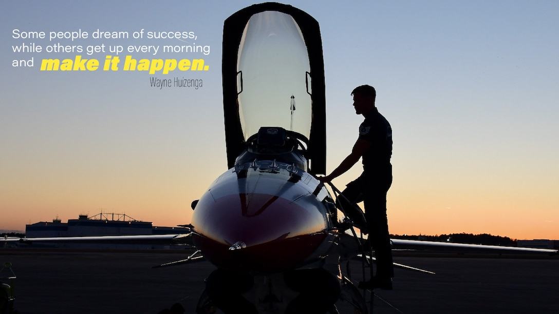This week's Monday Motivation is from Wayne Huizenga: