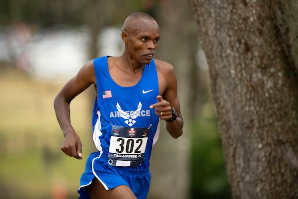 2019 USA Track and Field Cross Country Championship in Tallahassee, Fl. Feb. 2, 2019. (DoD photo by EJ Hersom)