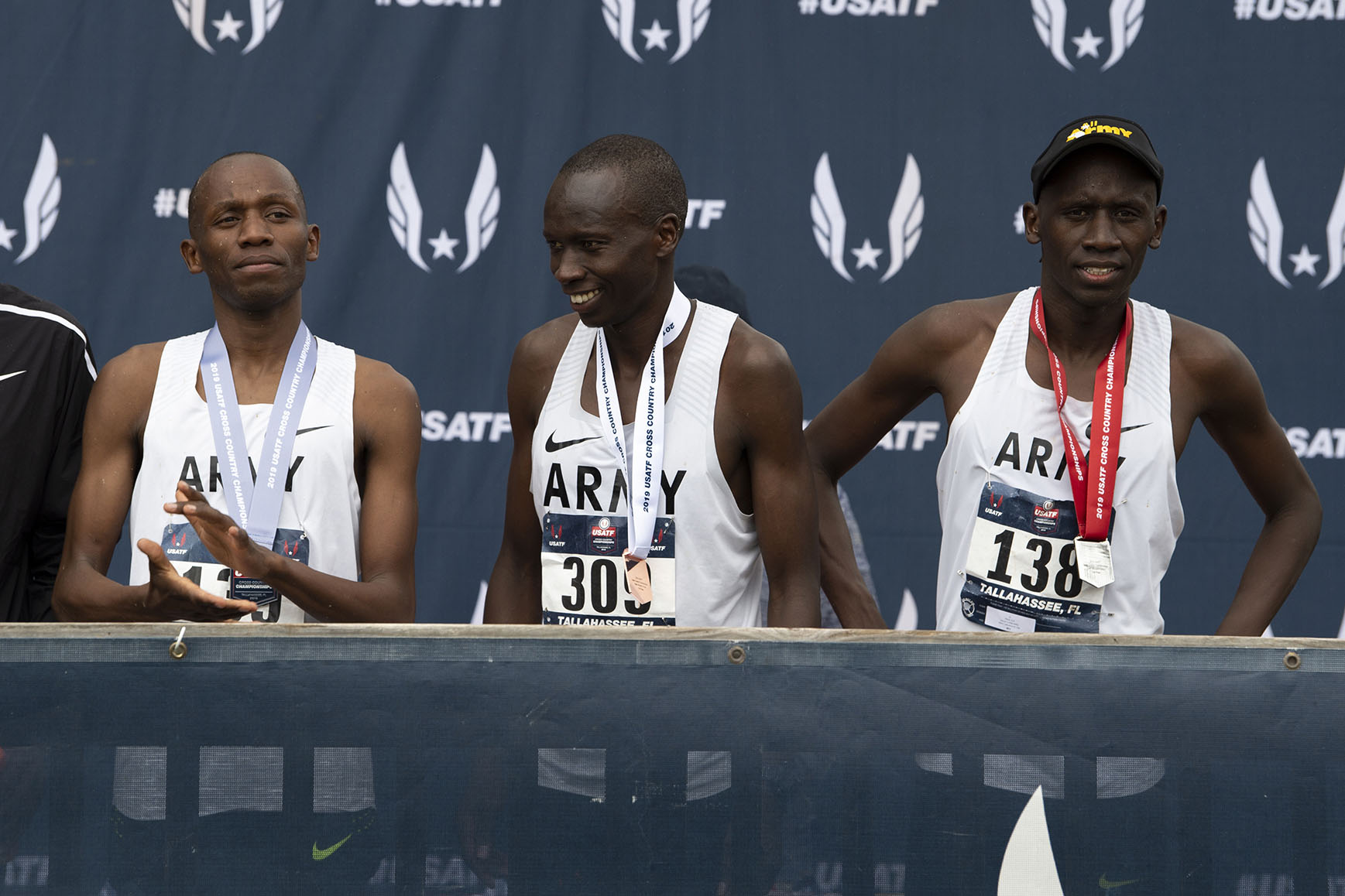 4c078e14 Bor brothers lead Army to Cross Country championship > Armed Forces ...
