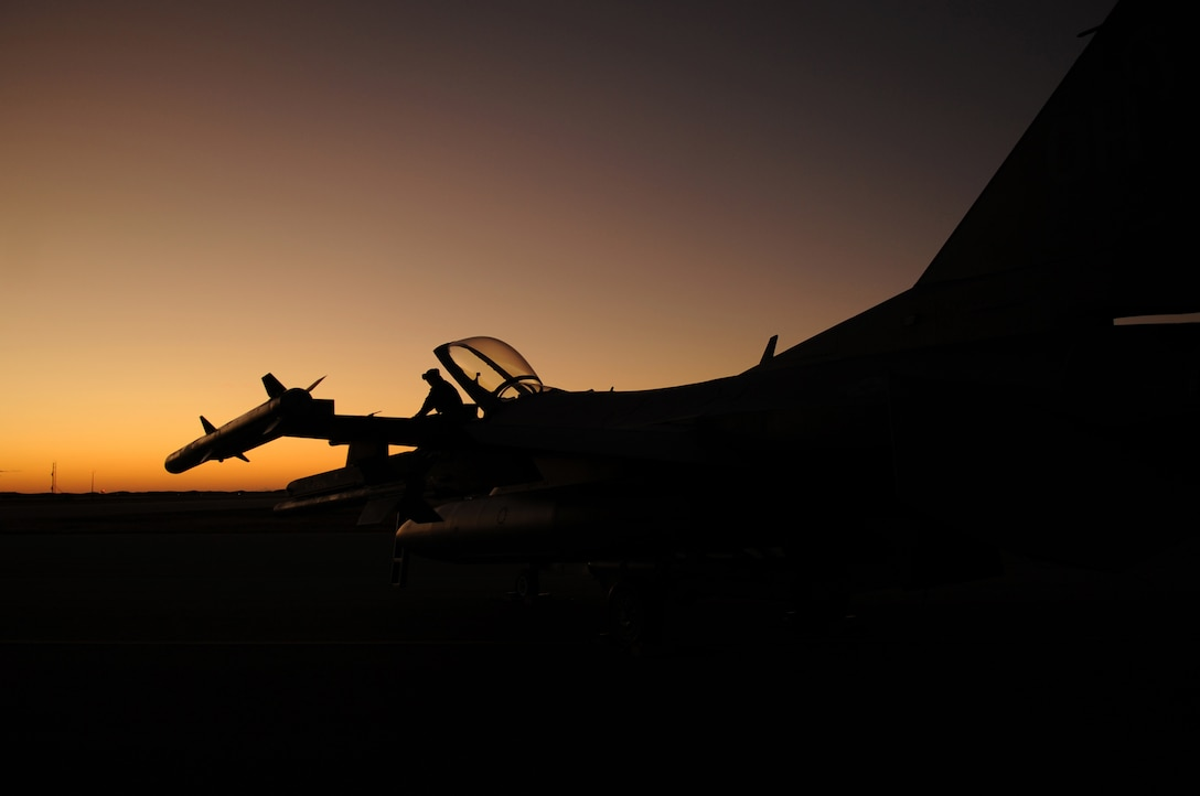 180th Fighter Wing Flies South For Training