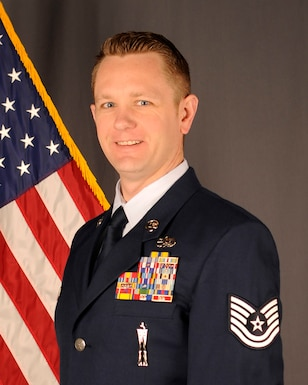 Tech. Sgt. Mathieson Smith, 114th Maintenance Squadron quality assurance inspector, was recognized as the South Dakota Air National Guard Outstanding Non-Commissioned Officer of the Year.