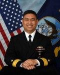 """Rear Admiral Leonard C. """"Butch"""" Dollaga"""