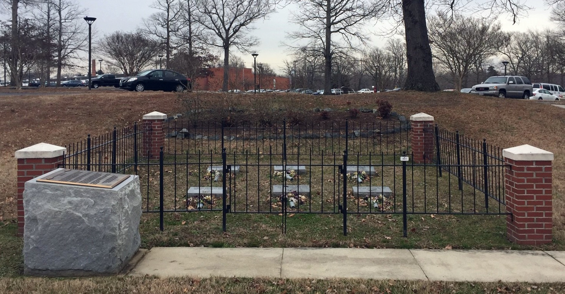 African-American Slave Graves