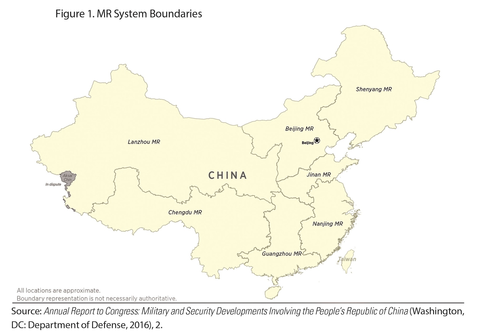 Figure 1. MR System Boundaries