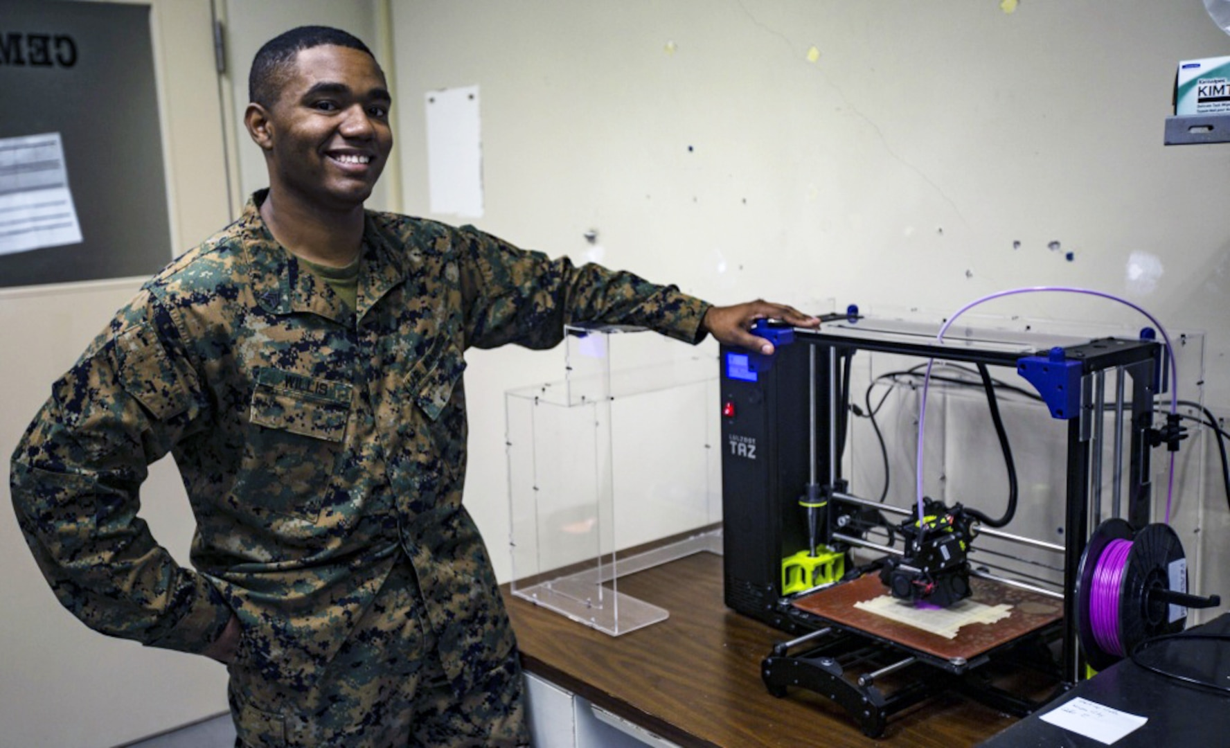 Innovation by 3D Printing