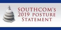 2019 Posture Statement graphic