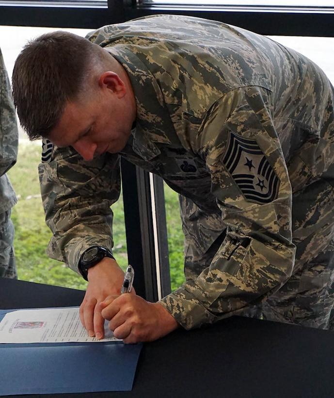 2019 BHOM proclamation signing