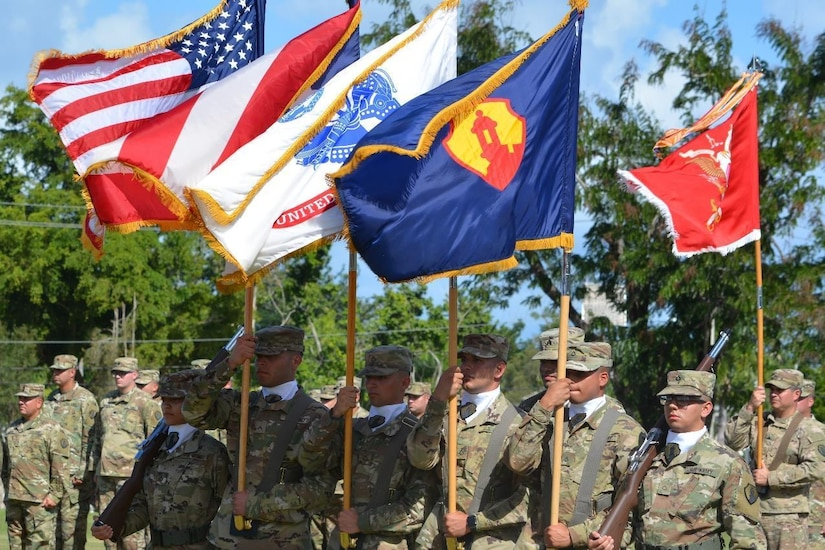 94th Training Division unit integrates with 1st Mission Support Command