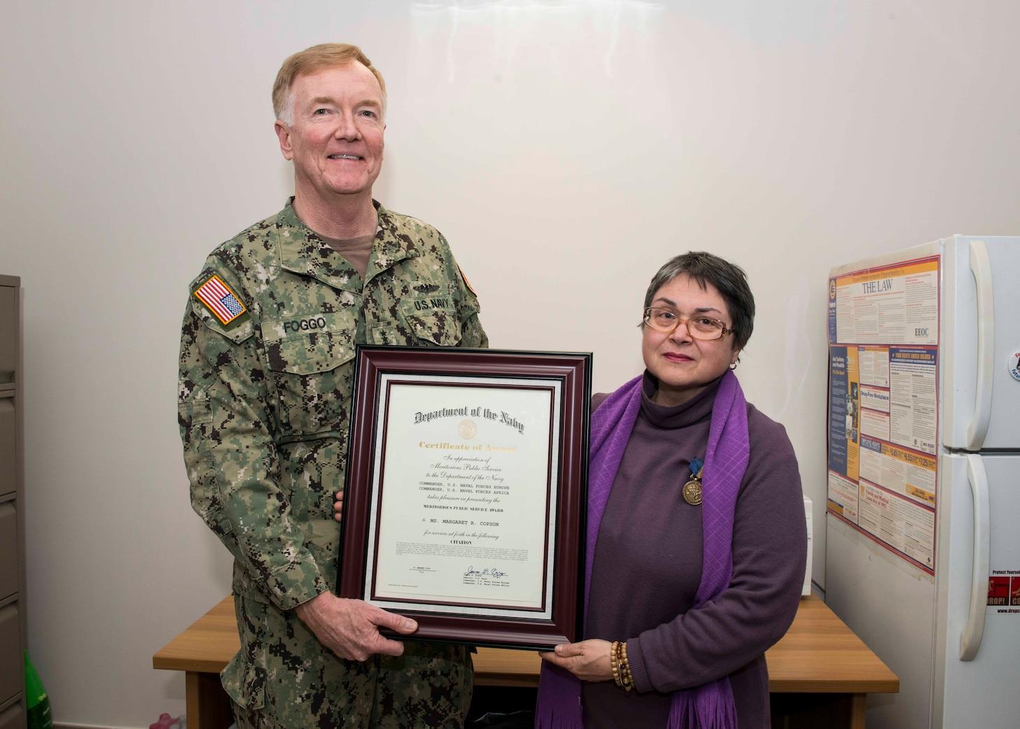 Civilian Award