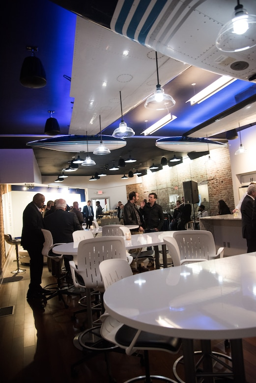 MGMWERX celebrates grand opening of new innovative, creative space